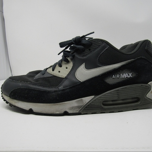 purchase cheap 37015 e0258 NIKE AIR MAX 90 ESSENTIAL ANTHRACITE SIZE 13 BLACK